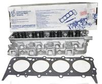 Головка блока цилиндров двигателя ГАЗ-53, 66, ПАЗ