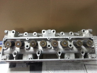Головка блока цилиндров двигателя ЗИЛ